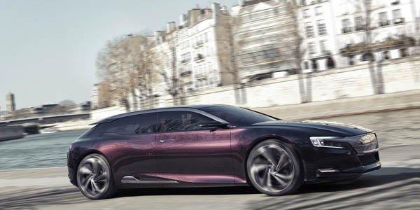 La Citroën Numéro 9 officielle