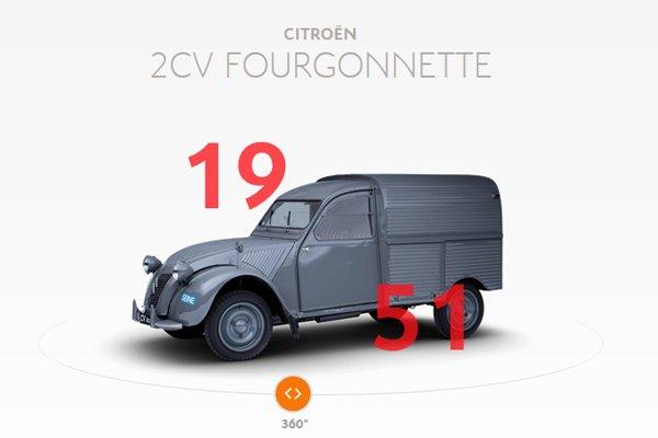 Citroën Origins : le musée virtuel de Citroën