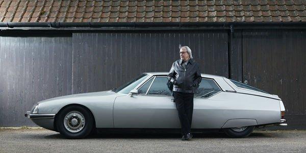 Bonhams : une Citroën SM ex-Bill Wyman aux enchères