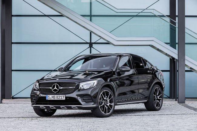 Nouveaux moteurs pour les Mercedes Classe E et GLC Coupé
