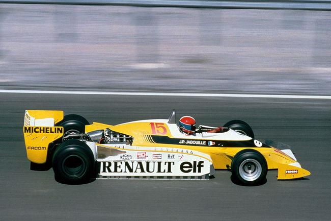 Classic Days va fêter les 40 ans de Renault F1
