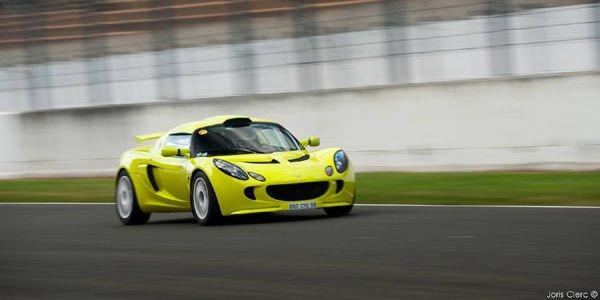 Le Club Lotus France aux 24 Heures du Mans