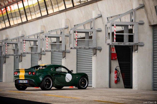 Club Lotus France : rendez-vous aux 24 Heures du Mans