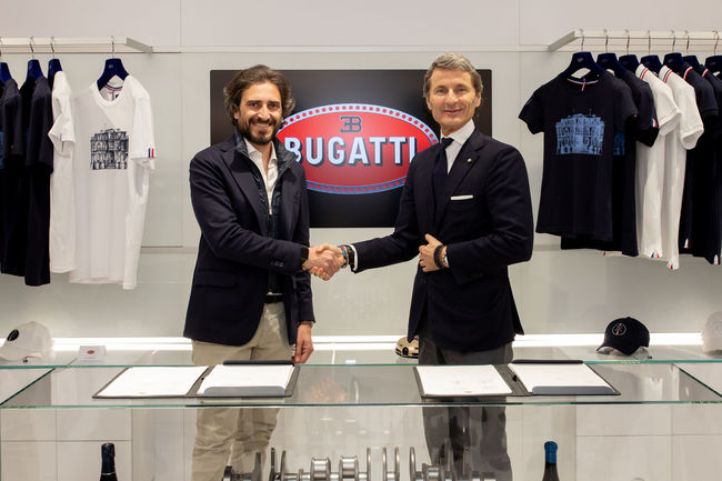 Collection capsule « 110 ans Bugatti »