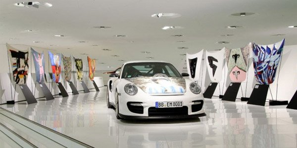 La Collection Gomez et Porsche
