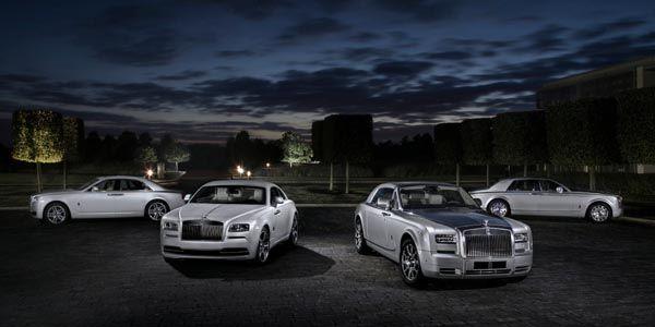 Rolls-Royce présente sa collection Suhail