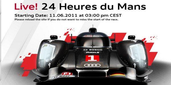 Comment suivre les 24H du Mans ?