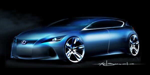 Lexus va s'attaquer à l'Audi A3 !
