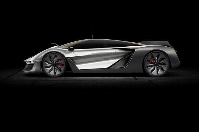 Concept-car AeroGT par Bell and Ross