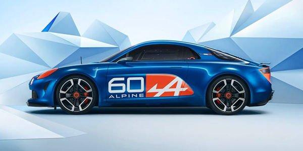 Alpine dévoile son concept Célébration au Mans