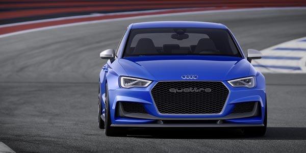 Concept Audi A3 Clubsport quattro