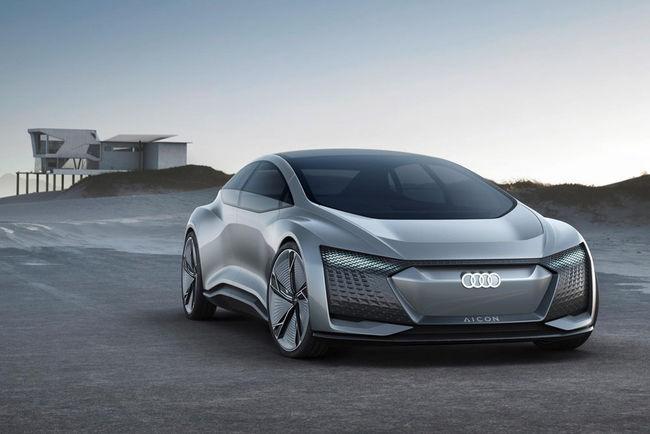 Audi : un concept tout-terrain électrique pour Francfort