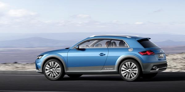 Detroit : Audi Allroad Shooting Brake