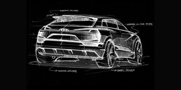 Francfort : concept Audi e-tron quattro