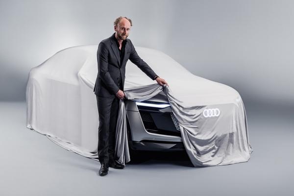 Concept Audi e-tron Sportback : teasers