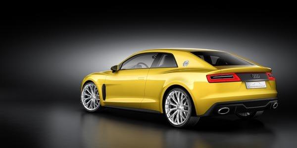 Francfort 2013 : Audi Sport Quattro