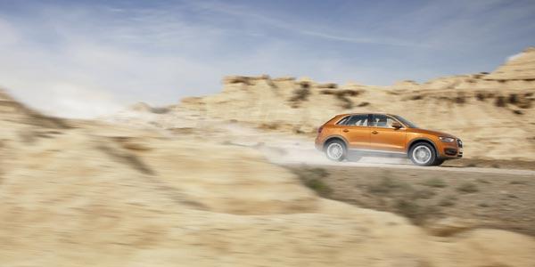 Un concept Audi Vail à Détroit
