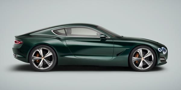 Genève : Bentley EXP 10 Speed 6 Concept