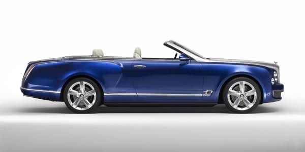 Concept Bentley Grand Convertible