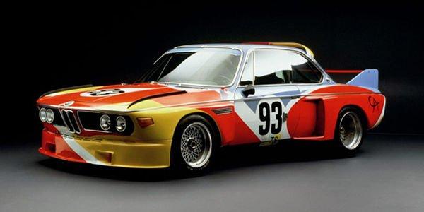 BMW rend hommage à la 3.0 CSL avec un concept