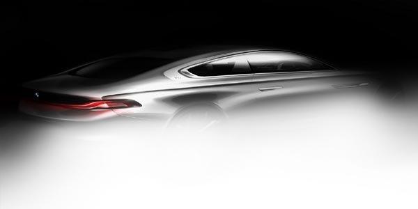 Concept BMW Pininfarina Gran Lusso Coupé