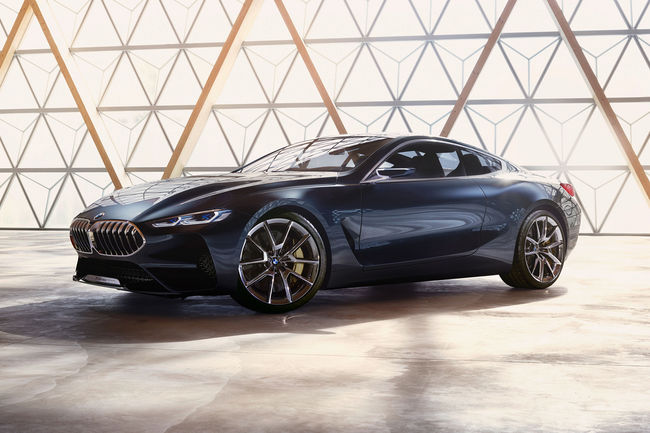 Concept BMW Roadster : premier teaser