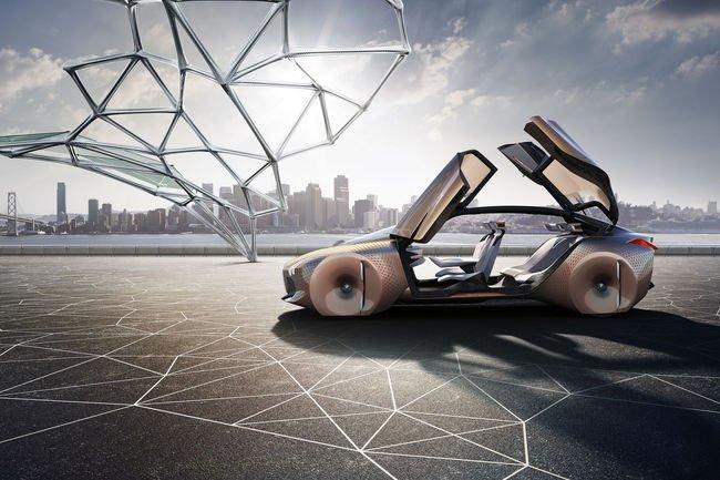 Concept BMW Vision Next 100