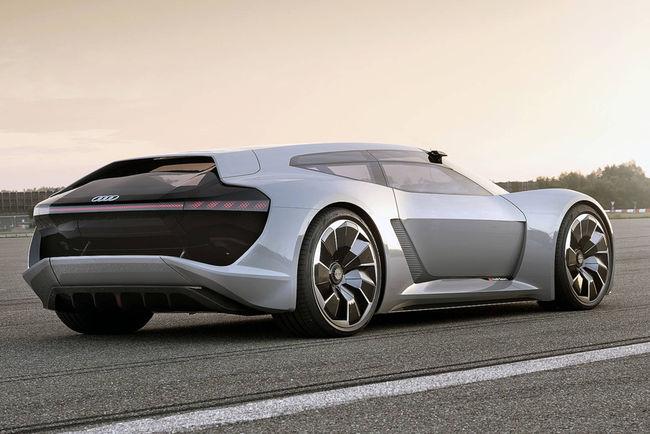 Le concept-car Audi PB18 e-tron dévoilé à Pebble Beach
