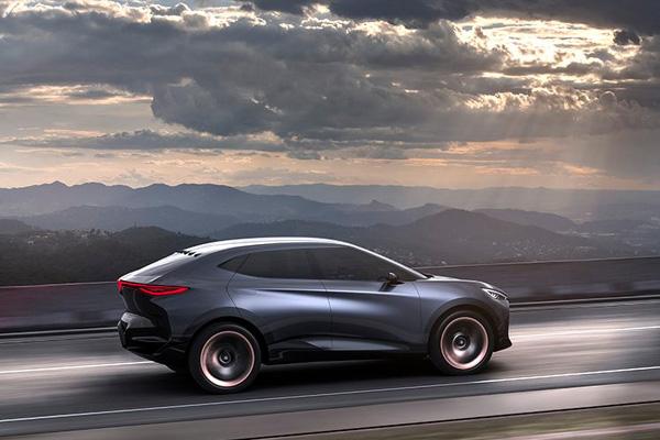 Concept-car Cupra Tavascan