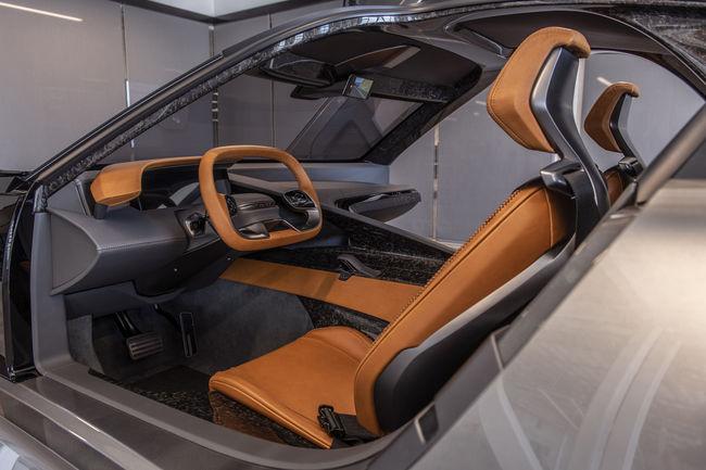 Karma Automotive présente son concept SC2