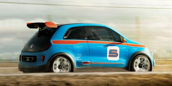 Renault Twin'Run : vive la nostalgie !