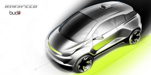 Concept-car Rinspeed Budii