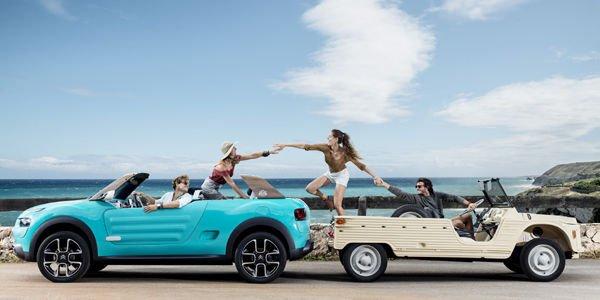 Concept Citroën Cactus M : Méhari moderne