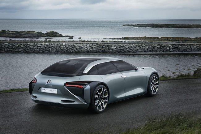 Citroën dévoile avant l'heure son concept CXPERIENCE