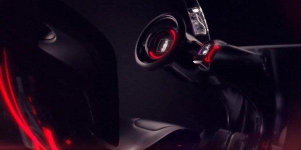 Francfort: teaser du concept Citroën