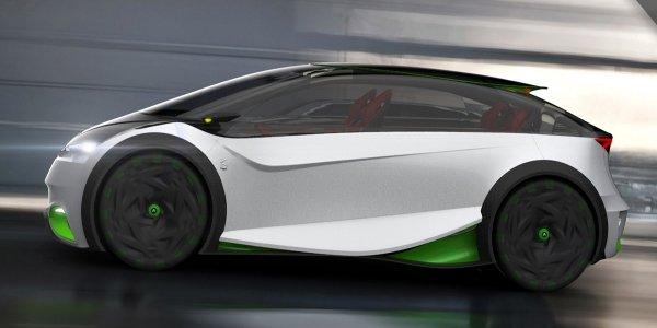 Citroën DS Birotor Concept : bel hommage