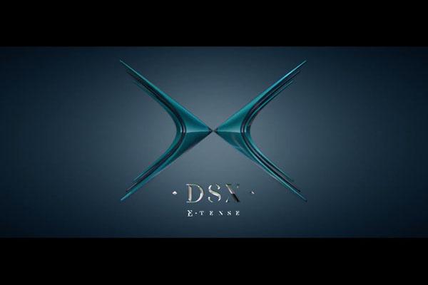 Concept DS X E-Tense : horizon 2035