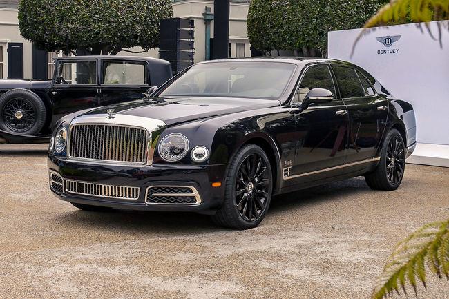 Nouveau concept en approche chez Bentley