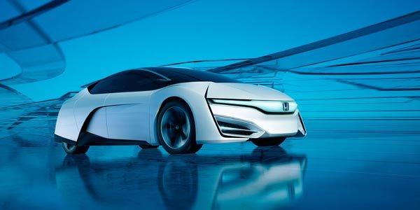 Concept FCEV : le futur selon Honda