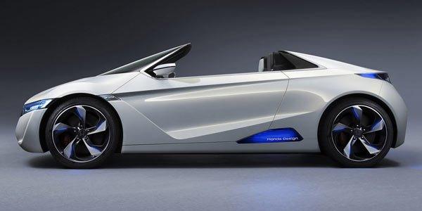 Honda EV-Ster, l'air électrique