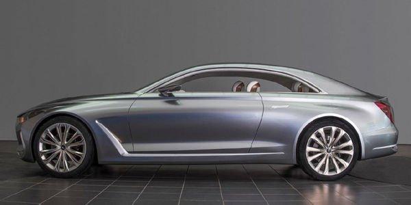 Concept Hyundai HCD-16 Vision G