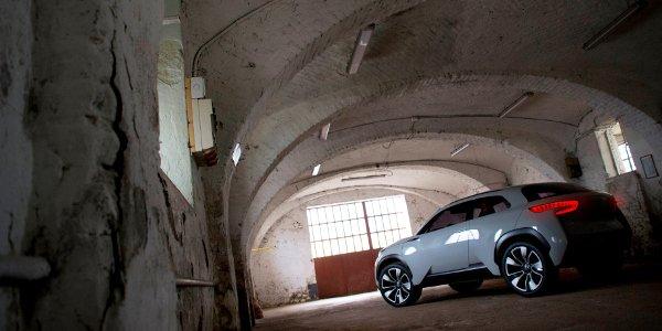 Genève 2014 : Concept Hyundai Intrado