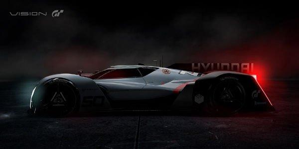 Hyundai N 2025 Vision Gran Turismo : comme ça