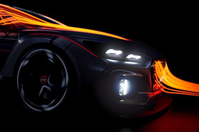 Un teaser pour le concept Hyundai N Performance RN30