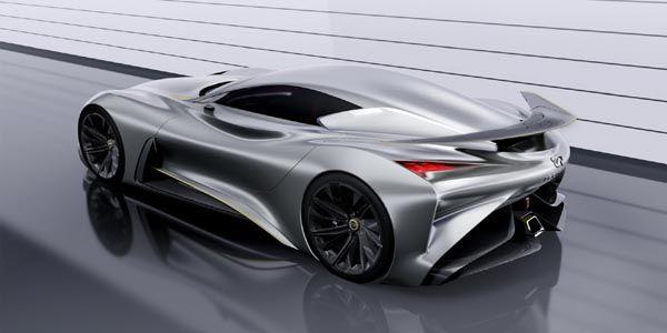 Le concept Infiniti Vision GT est arrivé
