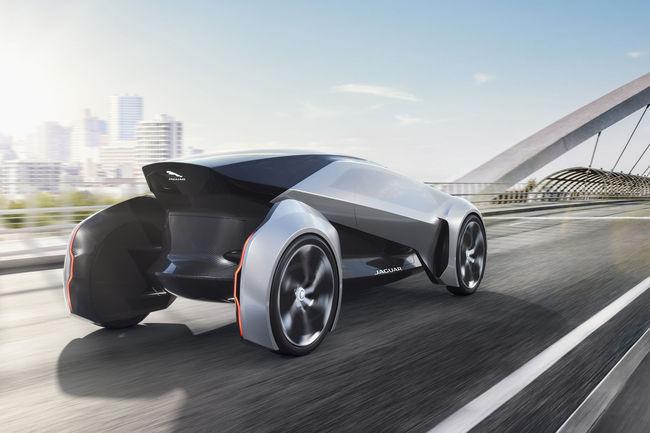 Concept Jaguar Future-Type : pour 2040