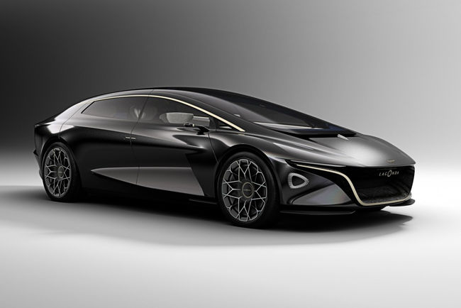 Le concept Lagonda All-Terrain attendu à Genève
