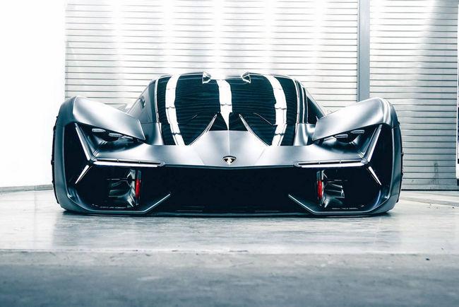 Concept Lamborghini Terzo Millennio
