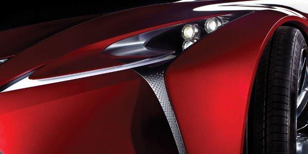 Un concept car Lexus pour Detroit 2012