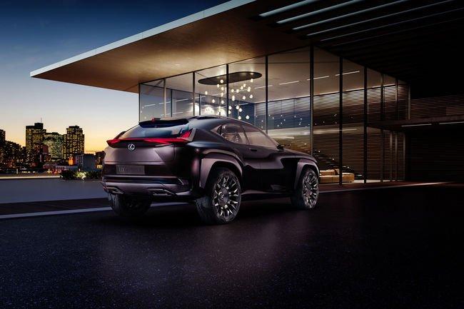 Lexus présente l'habitacle innovant du concept UX